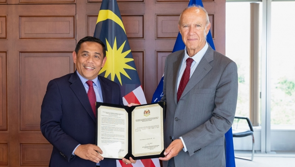 MALAYSIA ACCEDES TO MADRID PROTOCOL