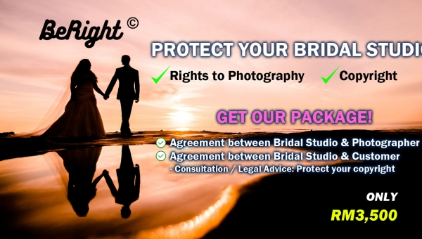 BeRight -protect your bridal studio